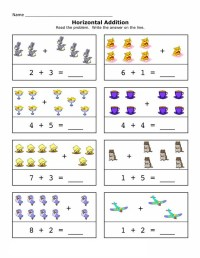 Create Your Own Math Worksheets | Learning Printable