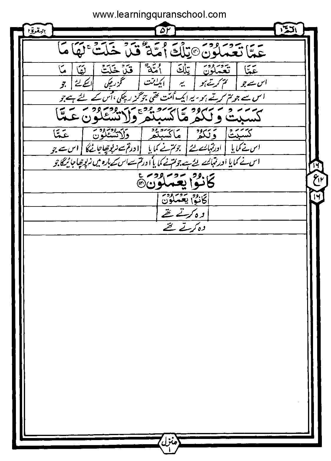 English Quran Translation | Wiring Diagram Database