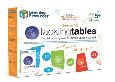 tackling tables box