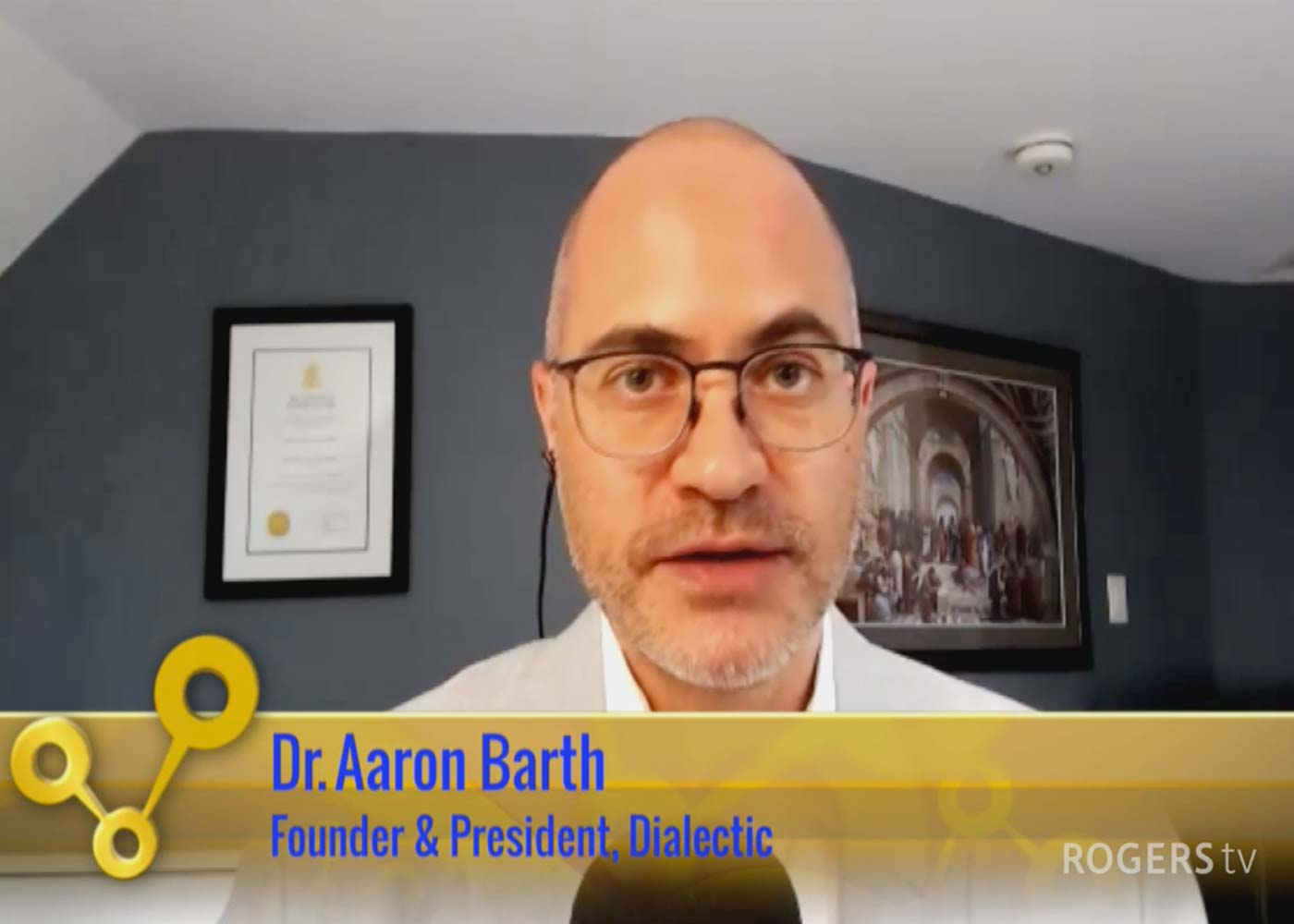 Dr. Aaron Barth Discusses the Effectiveness of Diversity and Inclusion Training on Think Millennial