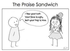 Is praise counter productive?