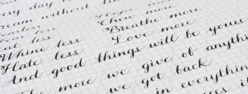 In Age of Keyboards, US Kids Learn Cursive Handwriting