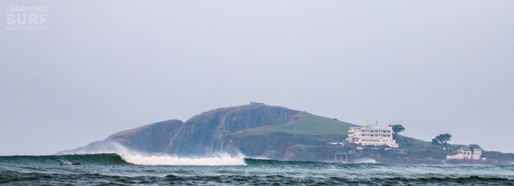 An unmistakeable angle of Bantham