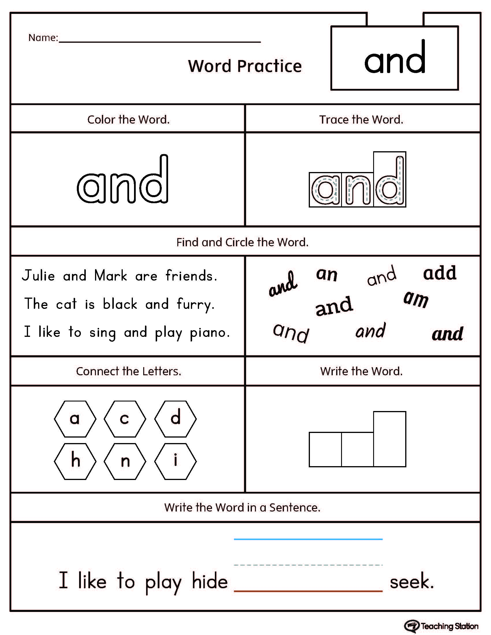 Preschool Patterns Printable Worksheets Myteachingstation