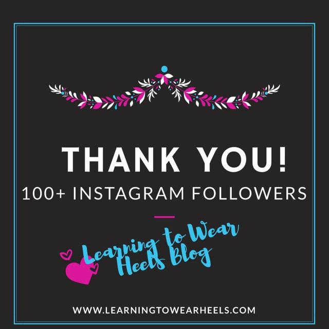 100 Instagram Followers It might seem like a small milestonehellip