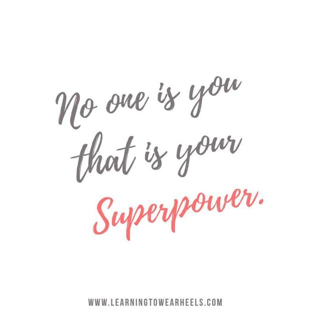 We all have a super hero within us! Be whohellip