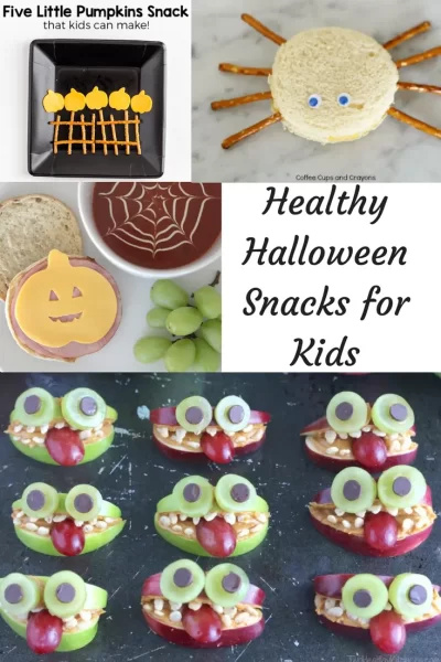 Healthy Halloween Snacks for Kids  Learning Tree Academy