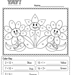 Skip Counting by 2s Worksheet for 1st Grade (Free Printable) [ 1035 x 800 Pixel ]