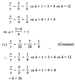 RD Sharma Class 8 Solutions Chapter 10 Direct and Inverse