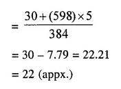 Selina Concise Mathematics Class 10 ICSE Solutions Chapter 24 Measures of Central Tendency Ex 24A Q14.3
