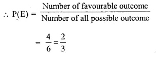 Selina Concise Mathematics Class 10 ICSE Solutions Chapter 25 Probability Ex 25A Q11.3
