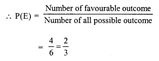 Selina Concise Mathematics Class 10 ICSE Solutions Chapter 25 Probability Ex 25A Q3.3
