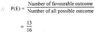 Selina Concise Mathematics Class 10 ICSE Solutions Chapter 25 Probability Ex 25B Q10.5