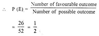 Selina Concise Mathematics Class 10 ICSE Solutions Chapter 25 Probability Ex 25B Q12.2