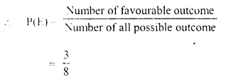 Selina Concise Mathematics Class 10 ICSE Solutions Chapter 25 Probability Ex 25C Q1.2