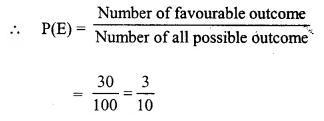Selina Concise Mathematics Class 10 ICSE Solutions Chapter 25 Probability Ex 25C Q17.1