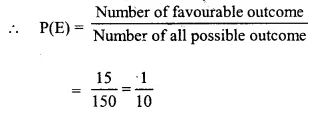 Selina Concise Mathematics Class 10 ICSE Solutions Chapter 25 Probability Ex 25C Q22.2