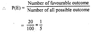 Selina Concise Mathematics Class 10 ICSE Solutions Chapter 25 Probability Ex 25C Q24.3