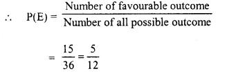 Selina Concise Mathematics Class 10 ICSE Solutions Chapter 25 Probability Ex 25C Q26.2