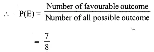 Selina Concise Mathematics Class 10 ICSE Solutions Chapter 25 Probability Ex 25C Q27.3
