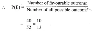 Selina Concise Mathematics Class 10 ICSE Solutions Chapter 25 Probability Ex 25C Q3.2