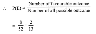 Selina Concise Mathematics Class 10 ICSE Solutions Chapter 25 Probability Ex 25C Q3.4