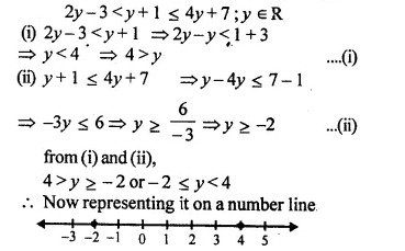 Selina Concise Mathematics Class 10 ICSE Solutions Chapter 4 Linear Inequations Ex 4B 29.1