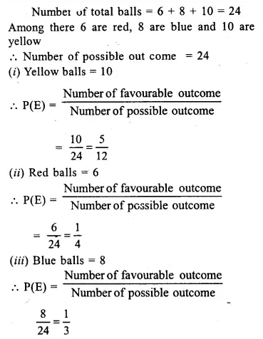 Selina Concise Mathematics Class 10 ICSE Solutions Chapterwise Revision Exercises Q105.1