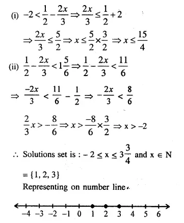 Selina Concise Mathematics Class 10 ICSE Solutions Chapterwise Revision Exercises Q17.2