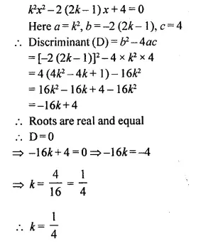 Selina Concise Mathematics Class 10 ICSE Solutions Chapterwise Revision Exercises Q23.1