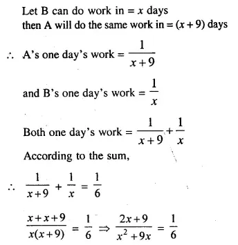 Selina Concise Mathematics Class 10 ICSE Solutions Chapterwise Revision Exercises Q29.1