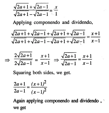 Selina Concise Mathematics Class 10 ICSE Solutions Chapterwise Revision Exercises Q34.2