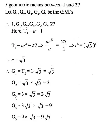 Selina Concise Mathematics Class 10 ICSE Solutions Chapterwise Revision Exercises Q52.1