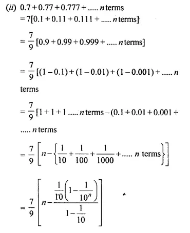 Selina Concise Mathematics Class 10 ICSE Solutions Chapterwise Revision Exercises Q54.2