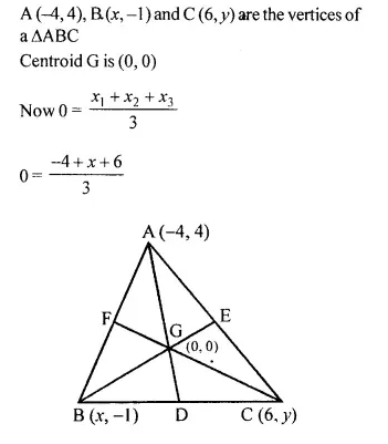 Selina Concise Mathematics Class 10 ICSE Solutions Chapterwise Revision Exercises Q60.1