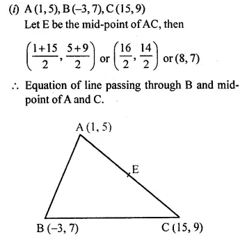 Selina Concise Mathematics Class 10 ICSE Solutions Chapterwise Revision Exercises Q63.1