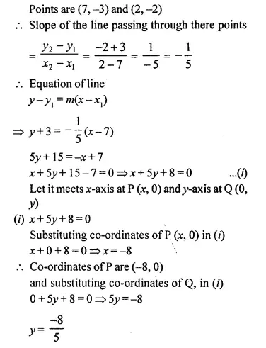 Selina Concise Mathematics Class 10 ICSE Solutions Chapterwise Revision Exercises Q65.1