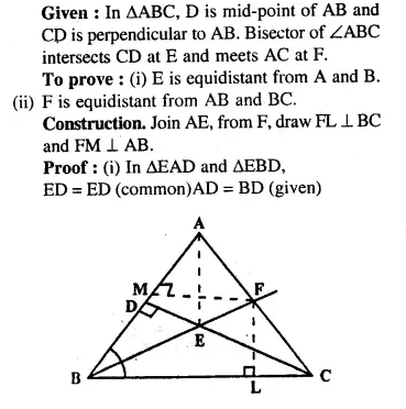 Selina Concise Mathematics Class 10 ICSE Solutions Chapterwise Revision Exercises Q75.1
