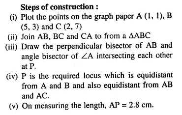 Selina Concise Mathematics Class 10 ICSE Solutions Chapterwise Revision Exercises Q76.1