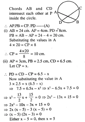 Selina Concise Mathematics Class 10 ICSE Solutions Chapterwise Revision Exercises Q86.1