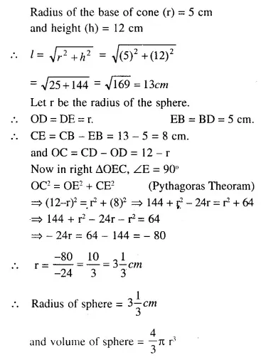 Selina Concise Mathematics Class 10 ICSE Solutions Chapterwise Revision Exercises Q94.2