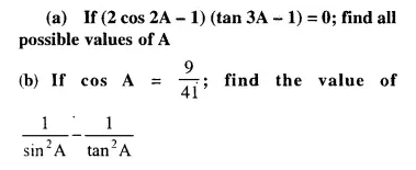 Selina Concise Mathematics Class 10 ICSE Solutions Chapterwise Revision Exercises Q99.1