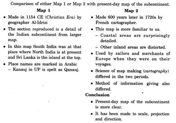 NCERT Solutions for Class 7 Social Science History Chapter 1 Tracing Changes Through a Thousand Years 1