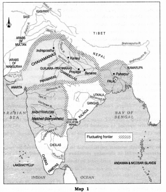 NCERT Solutions for Class 7 Social Science History Chapter 2 New Kings and Kingdoms 1