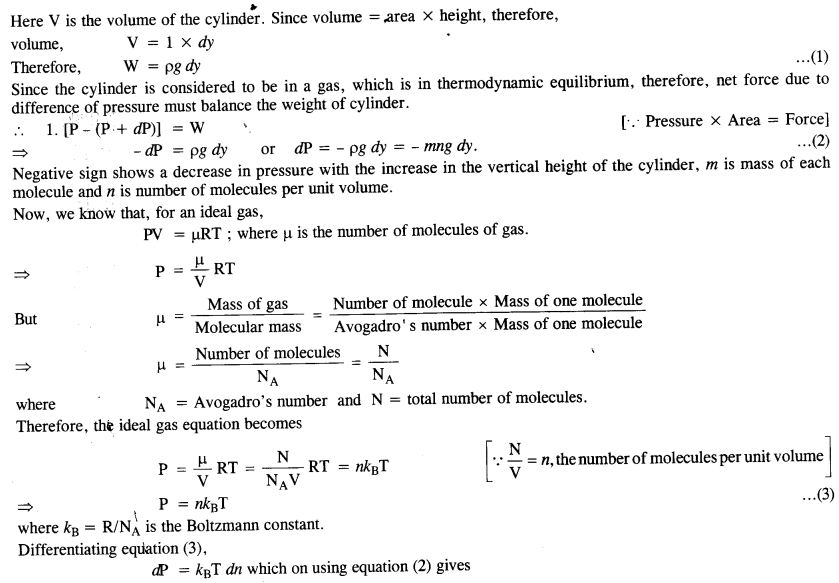 NCERT Solutions for Class 11 Physics Chapter 13 Kinetic Theory 19