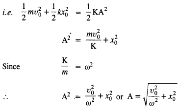 NCERT Solutions for Class 11 Physics Chapter 14 Oscillations 32