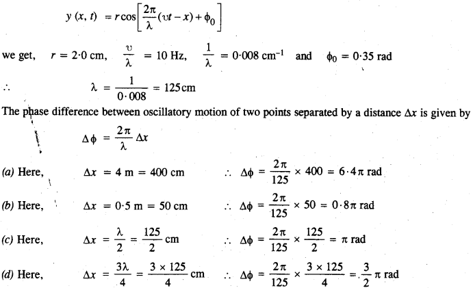 NCERT Solutions for Class 11 Physics Chapter 15 Waves 11