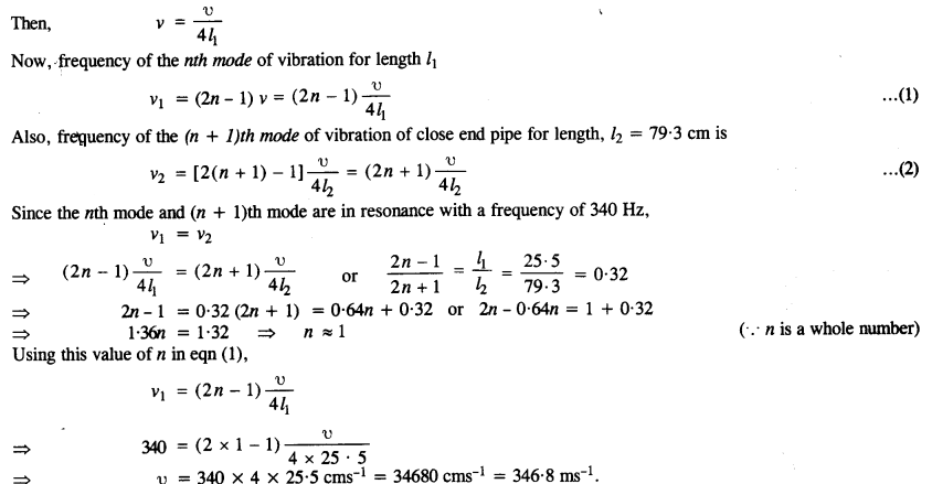 NCERT Solutions for Class 11 Physics Chapter 15 Waves 18