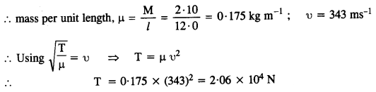 NCERT Solutions for Class 11 Physics Chapter 15 Waves 3