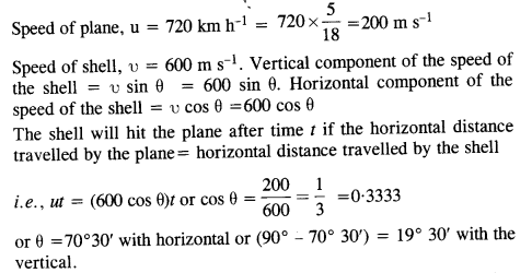 NCERT Solutions for Class 11 Physics Chapter 4 Motion in a Plane 37